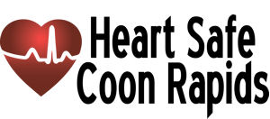 Heart Safe Coon Rapids Logo