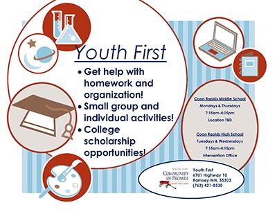 2017-18 CR Youth First Flyer WEB