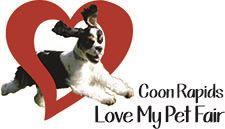 Love my Pet Fair logo