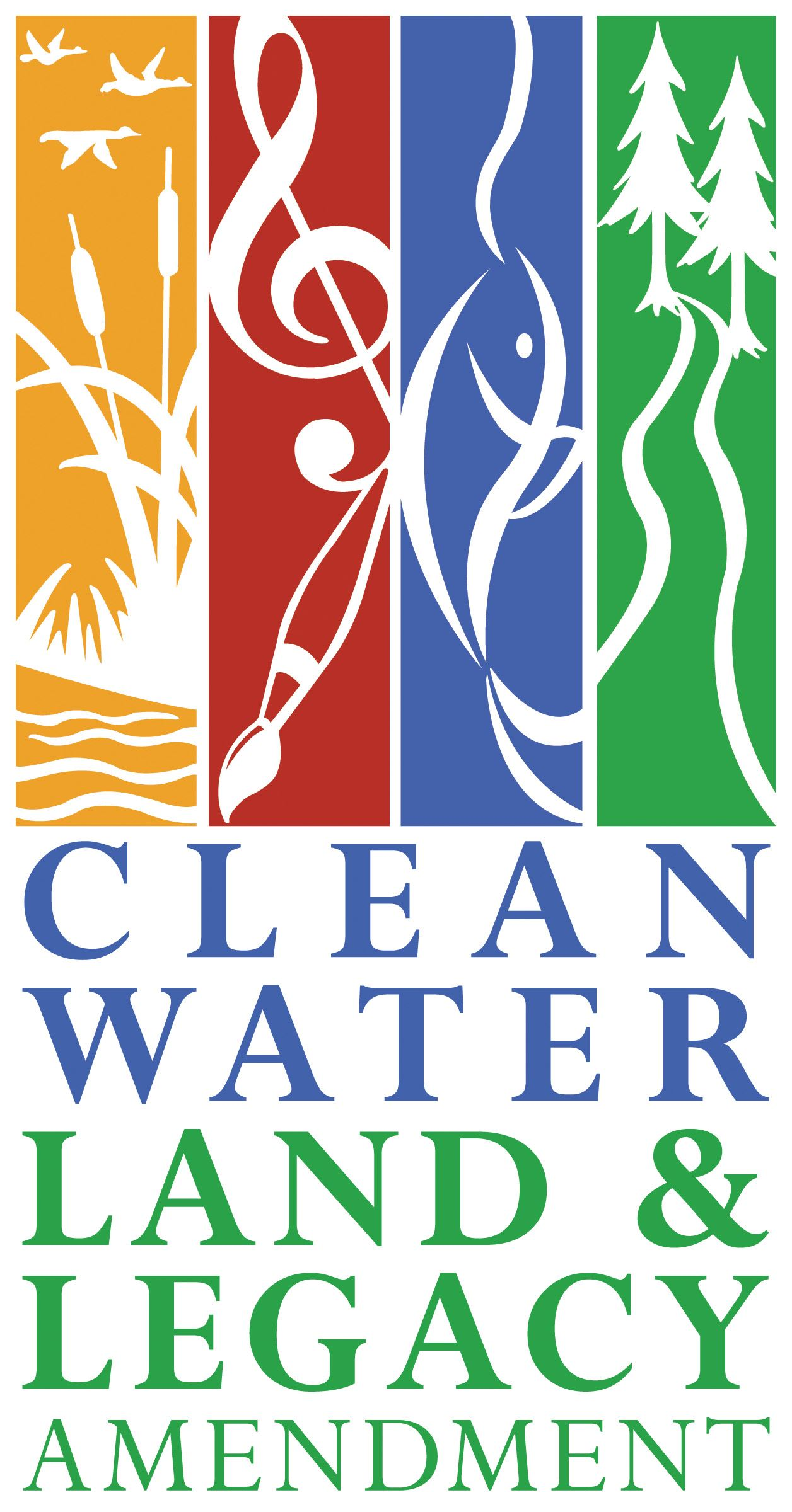 Clean Water Land and Legacy Logo