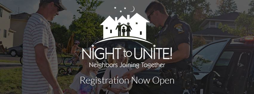 Register now for Night to Unite