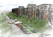 Proposed Riverdale Apts